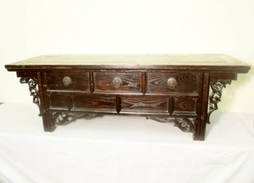 Antique Chinese Large Altar Cabinet (5616), Circa 1800-1849