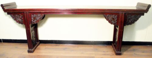 Antique Chinese Altar Table (5083), Circa early of 19th century