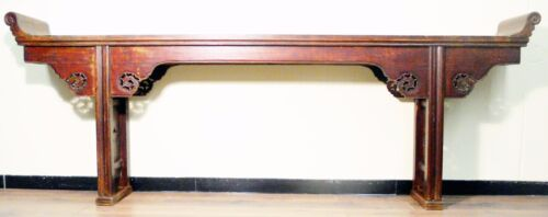 Antique Chinese Ming Altar Table (5096), Circa 1800-1849