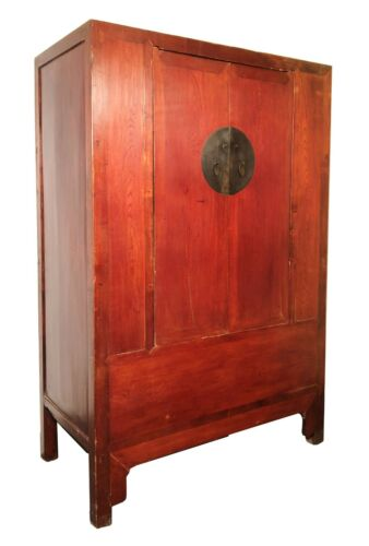 Antique Chinese Wedding Cabinet (3324), Circa 1800-1849