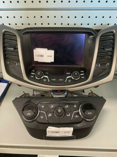 Holden VF Commodore ICA Head Unit with Climate Control