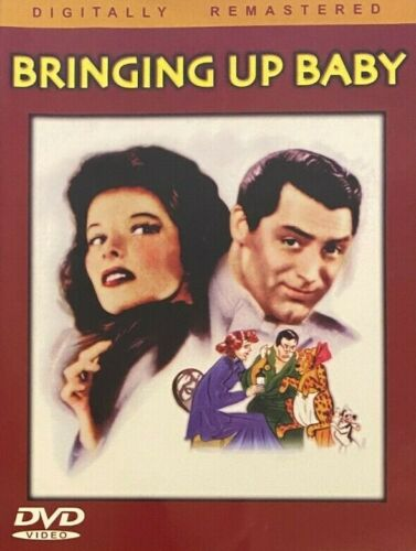 Bringing Up Baby (1938) - Katharine Hepburn & Cary Grant (Region All)