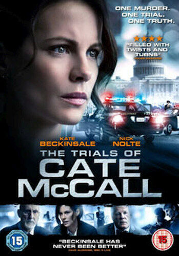THE TRIALS OF CATE MCCALL DVD [UK] NEW DVD