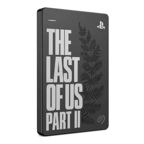 Seagate 2TB Game Drive PS4 - The Last Of Us Part II Limited Edition