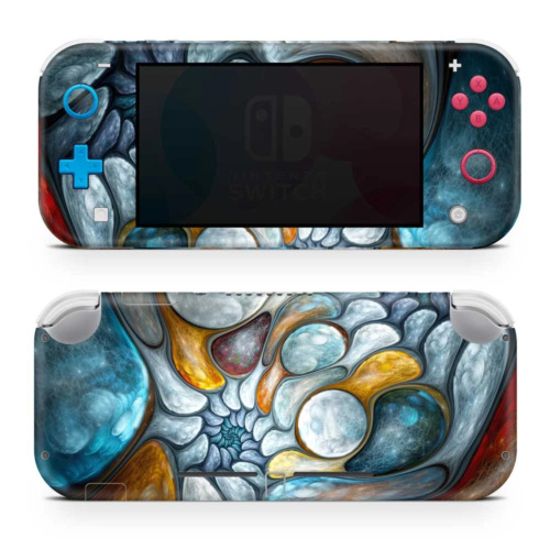 Bubble Puzzle Vinyl Skin Sticker Wrap to Cover Switch Lite