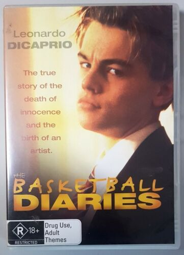 The Basketball Diaries (Leonardo DiCaprio & Mark Wahlberg) DVD (Region 4)