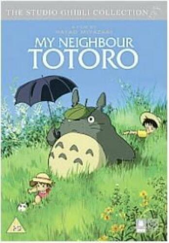 My Neighbor Totoro DVD English Version Japanese Voice Accepted Import Disc [New]