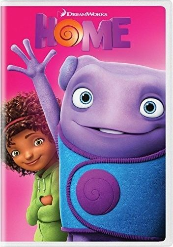 HOME NEW DVD