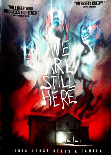 We Are Still Here (2015, DVD) NEW/UNSEALED US IMPORT UNRATED FULCI LIKE HORROR