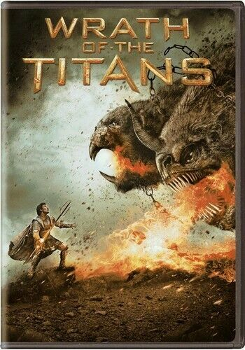 WRATH OF THE TITANS / NEW DVD