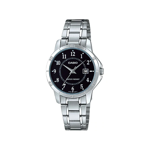Casio LTP-V004D-1BUDF Stainless Steel Watch for Women