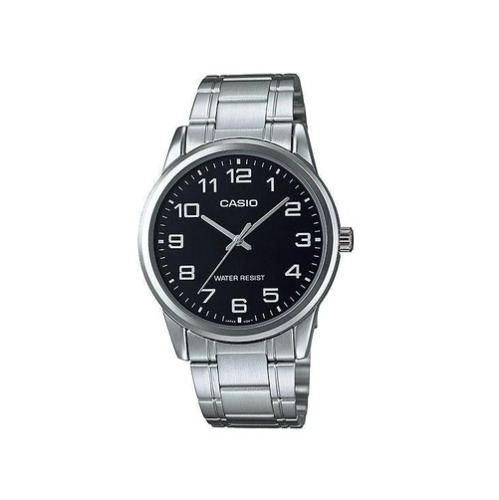 Casio MTP-V001D-1BUDF Silver Stainless Watch for Men