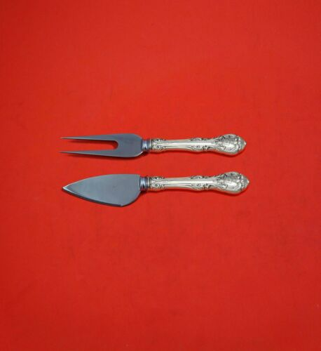 King Edward by Gorham Sterling Silver Hard Cheese Serving Set 2-Piece Custom