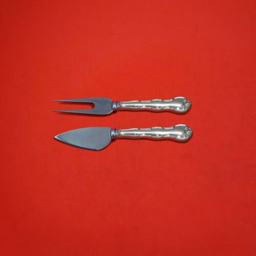 Rondo by Gorham Sterling Silver Hard Cheese Serving Set 2-Piece Custom Made