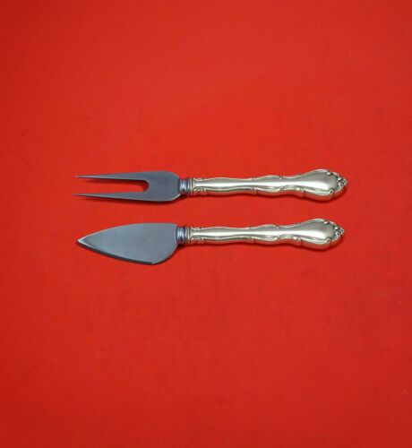 Fontana by Towle Sterling Silver Hard Cheese Serving Set 2-piece Custom Made
