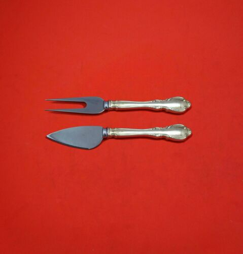 Legato by Towle Sterling Silver Hard Cheese Serving Set 2pc Custom Made