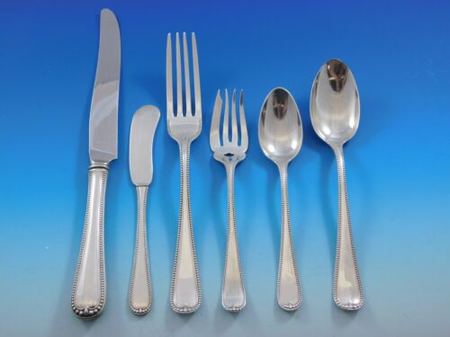 Newcastle by Gorham Sterling Silver Flatware Set for 8 Service Dinner 51 Pieces