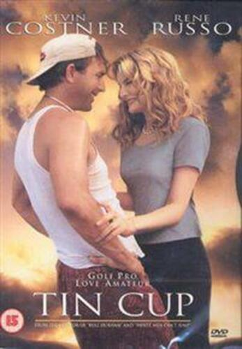 Tin Cup - DVD Region 2 Free Shipping!