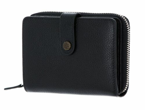 Ladies Wallet CINQUE borsa Toni Black