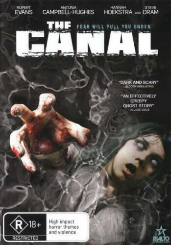 THE CANAL (2014) [NEW DVD]