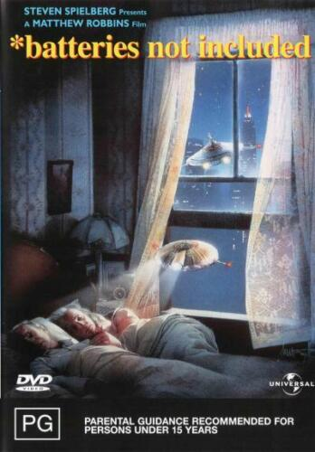 BATTERIES NOT INCLUDED (1987) [NEW DVD]