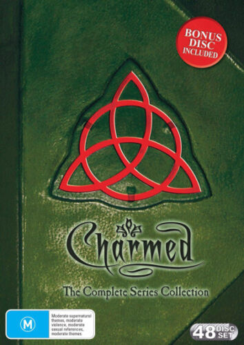 CHARMED (1998): THE COMPLETE SERIES COLLECTION (SEASONS 1 - 8 + BONUS [NEW DVD]