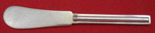 """Cannes by Puiforcat French Sterling Silver Butter Spreader Flat Handle 5 1/4"""""""