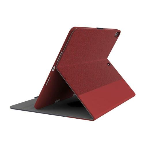 "NEW Cygnett Tekview iPad 10.2"" Case in Red/Red with Apple Pencil Holder"