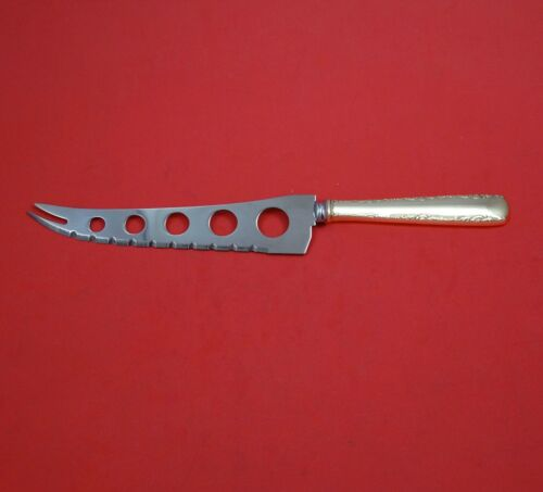 """Camellia by Gorham Sterling Silver Large Charcuterie Knife 9 3/4"""" Custom Made"""