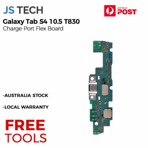 New Charging Charger Port Flex Board Replacement for Galaxy Tab S4 10.5 T830
