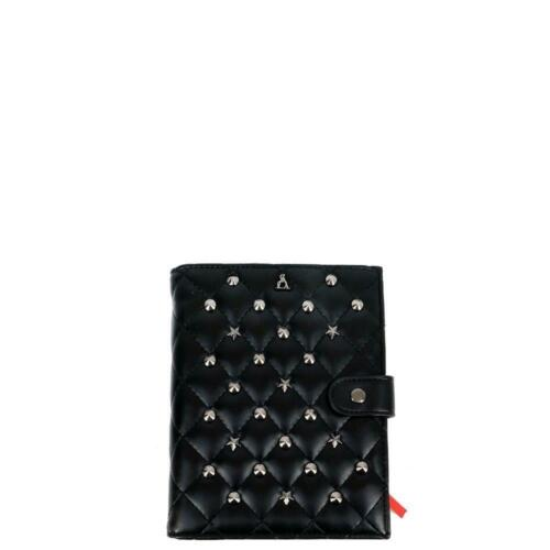 Agenda Pash Bag by Atelier du Sac 10150 Rebel Diary Nero