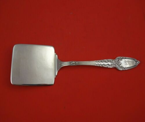 """Broom Corn by Tiffany and Co Sterling Silver Waffle Server Not Pierced 9"""""""
