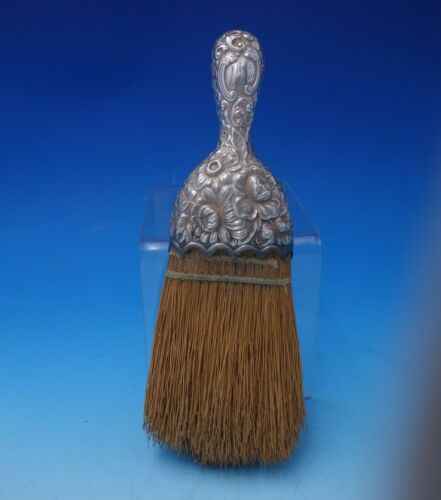"""Cluny by Gorham Sterling Silver Whisk Broom #C52 9"""" (#4963)"""