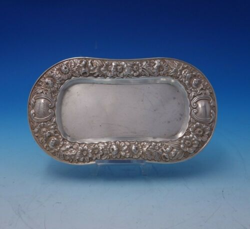 Cluny by Gorham Sterling Silver Business Card Tray #B810 (#4966)