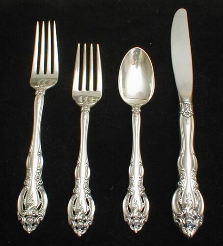 Gorham LA SCALA 4 pc. place setting