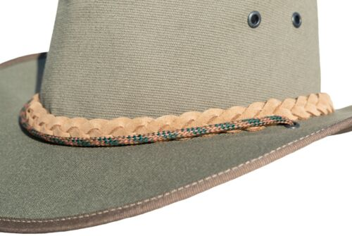 Tela Cappello Tracker Aussie Stile Finest Qualità Crafted IN South Africa
