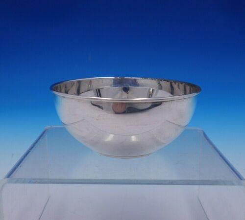 """Old French by Gorham Sterling Silver Dip Dish 1 1/2"""" x 3 3/8"""" #772 (#4847)"""