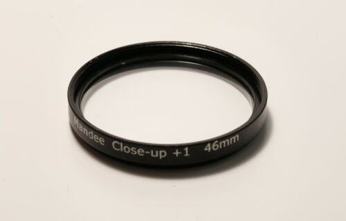 MANDEE LENS FILTER 46MM CLOSE UP +1