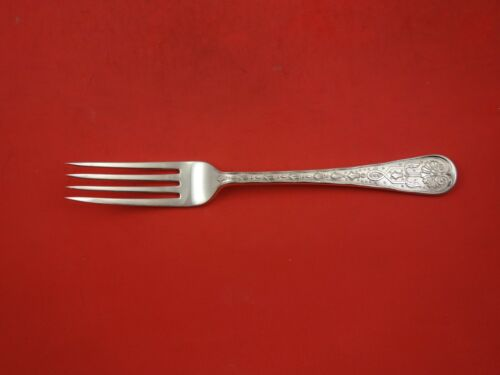 Elizabethan by Garrard and Co English Sterling Silver Dinner Fork 8 3/8""