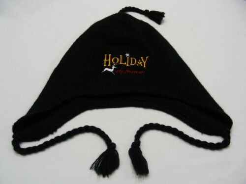 HOLIDAY ALE FESTIVAL - ONE SIZE CHULLO STYLE STOCKING CAP BEANIE HAT!