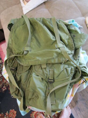 U.S. Army Issue  Large Size Alice Pack.1961 - 1975 (Vietnam) - 36060