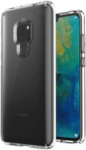 Speck Huawei Mate 20 Presidio Stay Clear ShockProof Slim Case Cover