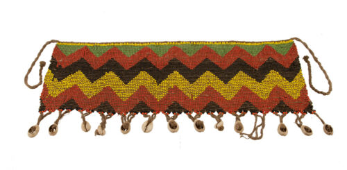 Cache Sex African IN Beads Ethnic Kirdi Of Cameroon 971-AFR7