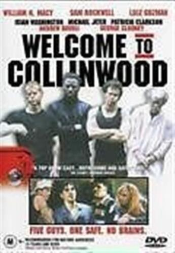 WELCOME TO COLLINWOOD: William H Macy: DVD NEW