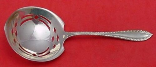 Godroon by Towle Sterling Silver Ice Spoon 6 3/4""