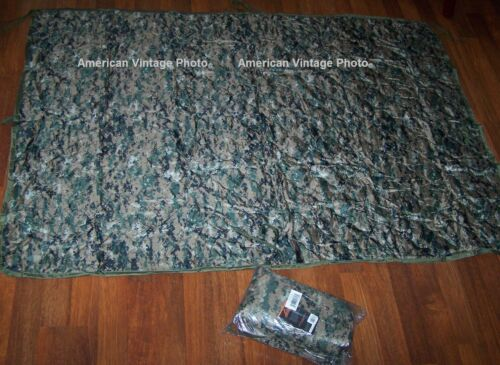 Liner Poncho MARPAT USMC Reproduction Digital Camouflage  Woobie Marine Corps Reproductions - 156470