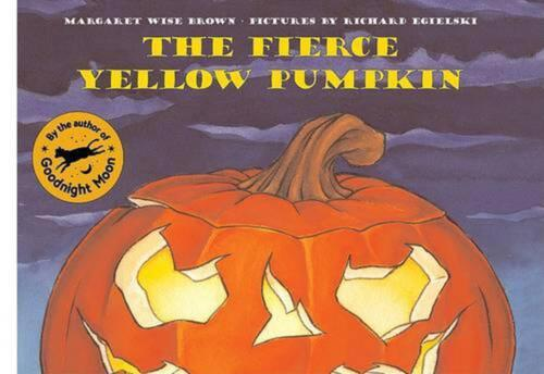 The Fierce Yellow Pumpkin by Margaret Wise Brown (English) Paperback Book Free S