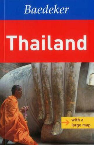 Thailand Baedeker Travel Guide by Baedeker (English) Paperback Book Free Shippin