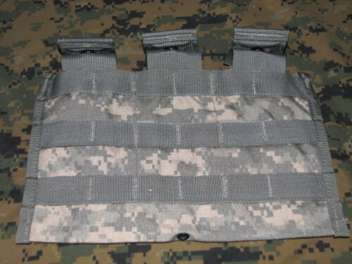molle II tripple mag pouch military USA made GI ACU digital NOS EAGLE IND. NEWOther Military Surplus - 588
