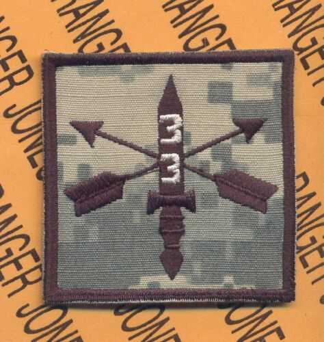3rd Bn 3rd Special Forces Group AIRBORNE SFGA ACU HCI Helmet Cover patchOther Militaria - 135